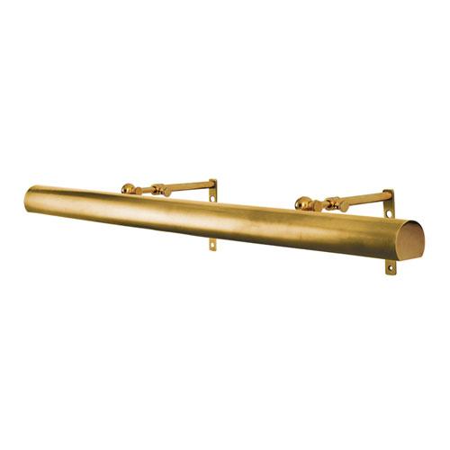 Mill & Mason Bramwell Aged Brass Four-Light Picture Light