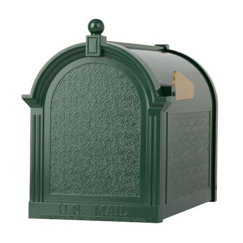Green Capital Mailbox