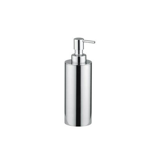 WS Bath Collections Carmel Chrome Soap Dispenser