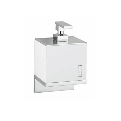 WS Bath Collections Demetra Wall Mounted Soap Dispenser