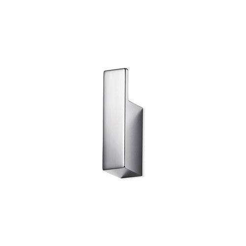 Divo Single Bathroom Hook in Polished Chrome
