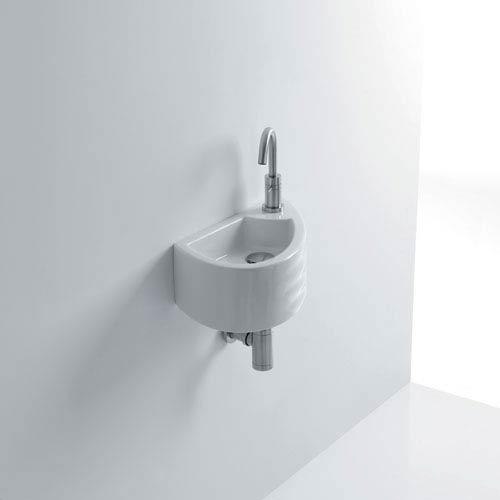 Giga Wall Mounted Bathroom Sink