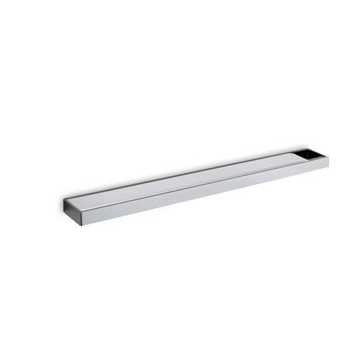 Icselle Towel Rail in Chromed Aluminum