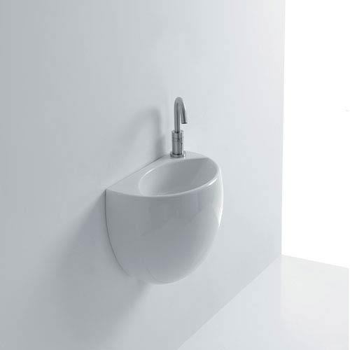 Kilo Wall Mounted Bathroom Sink