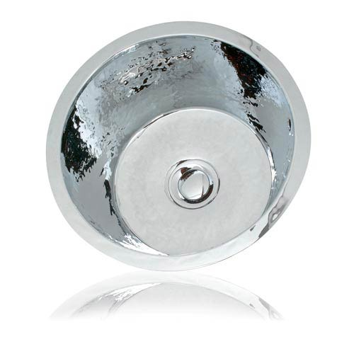 Cuisine Shiny Chrome Self Rimming Undermount Kitchen Sink