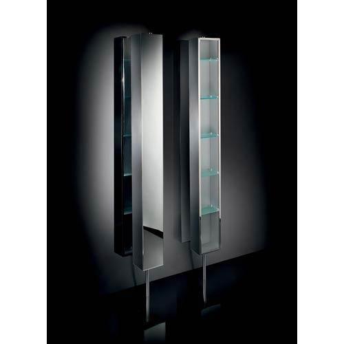 Linea Stainless Steel Medicine Cabinet/Storage Unit