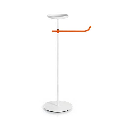 Etonnant WS Bath Collections Complements Orange Bathroom Accessories Stand