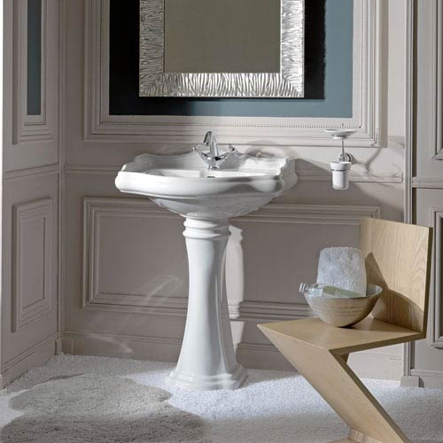 Bathroom Sinks With Pedestals