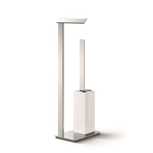 Ranpin Bathroom Accessory Stand in Stainless Steel
