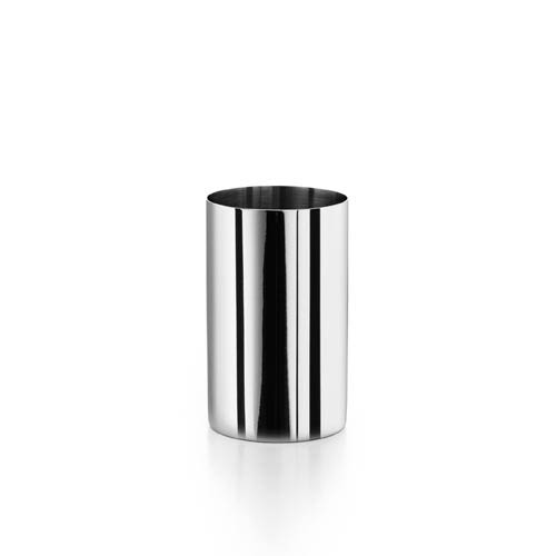 Complements Saon Stainless Steel Round Tooth Brush Holder