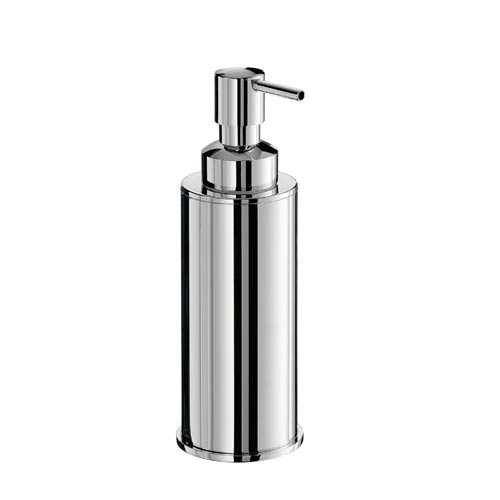 Ws Bath Collections Complements Saon Polished Chrome Soap Dispenser