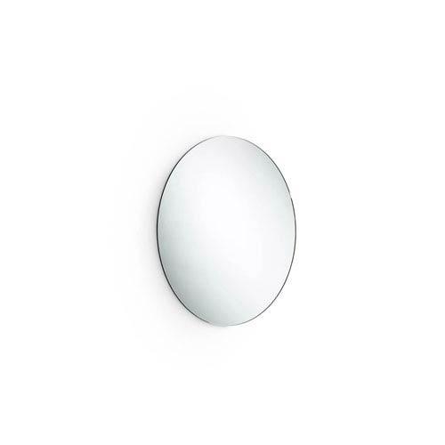 Linea Round Glass Mirror
