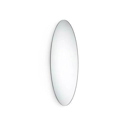 Linea Oval Glass Mirror