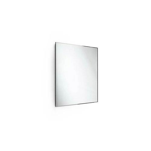 WS Bath Collections Linea Square Glass Mirror