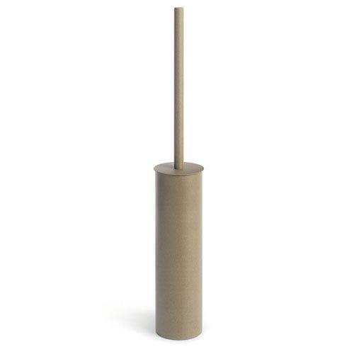 Skoati Toilet Brush Holder in Painted Steel