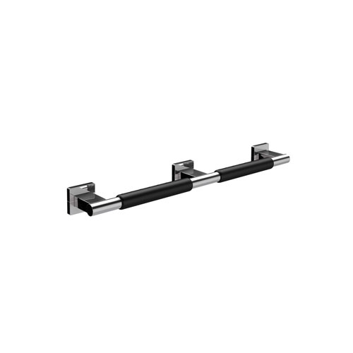 System 23.6-Inch Grab Bar with Non-Skid Coating