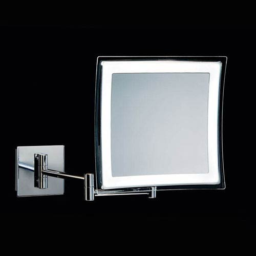 Hard Wired 5x Magnifying Makeup Mirror