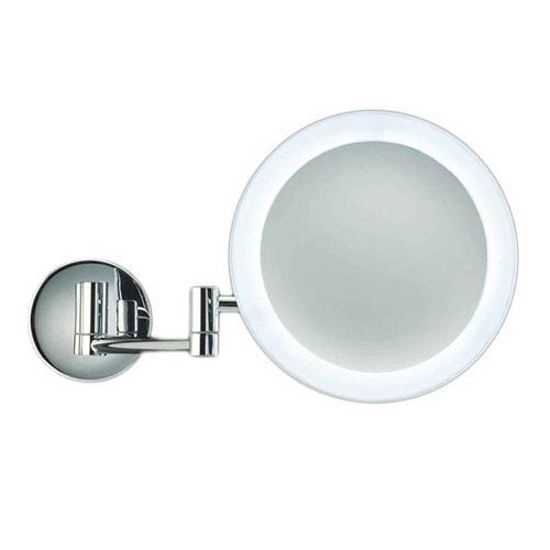 Hard-wired LED Magnifying Mirror 5x