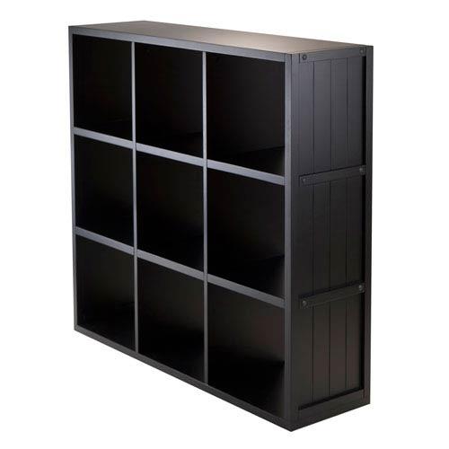Shelf 3 x 3 Cube Wainscoting Panel