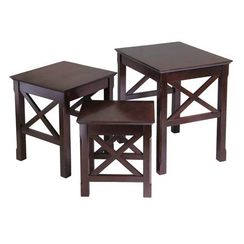 Xola Three-Piece Nesting Table