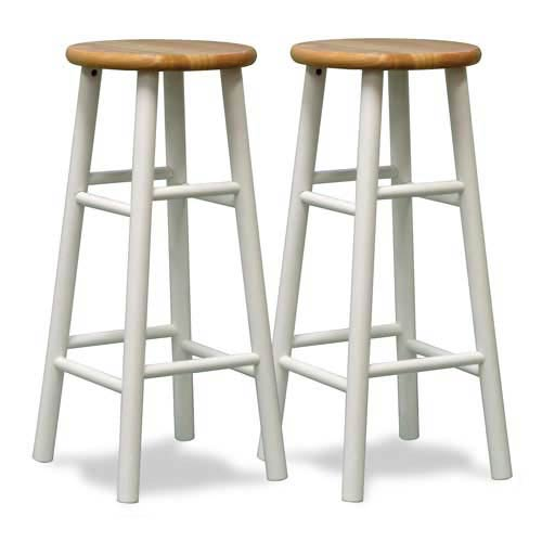 30-Inch Barstool, Set of Two