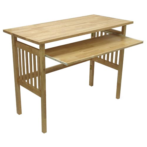 Winsome Wood Natural Foldable Desk