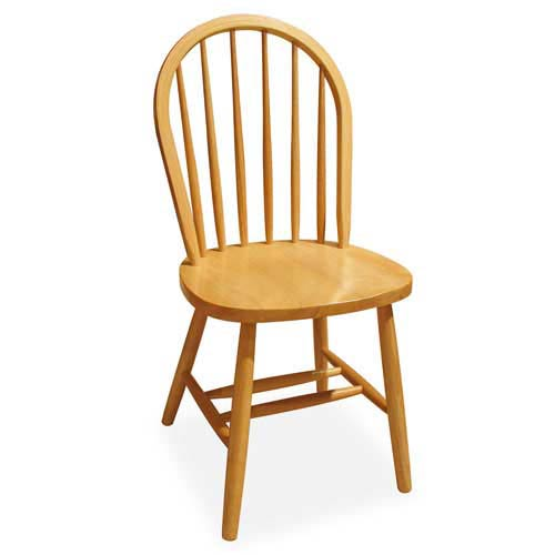 Superbe Winsome Wood Windsor Chair, Set Of Two