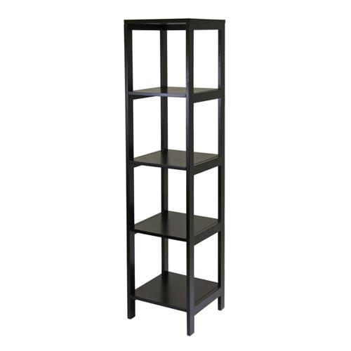 Winsome Wood Hailey Tower Shelf 92615 Bellacor