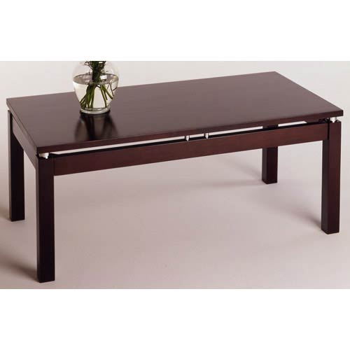 Winsome Wood Linea Espresso Wood Coffee Table