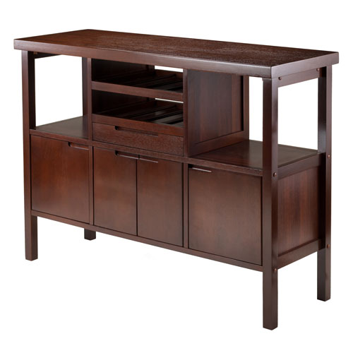 Winsome Wood Diego Buffet / Sideboard Table