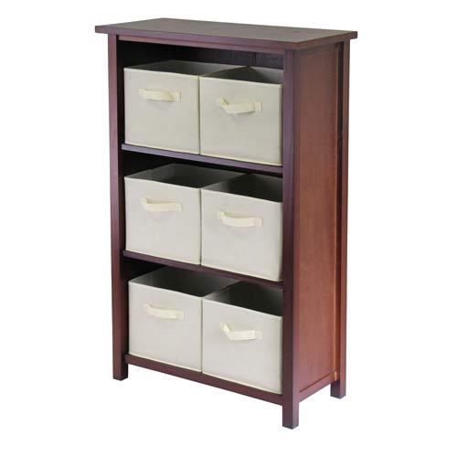 Verona Three Section N Storage Shelf