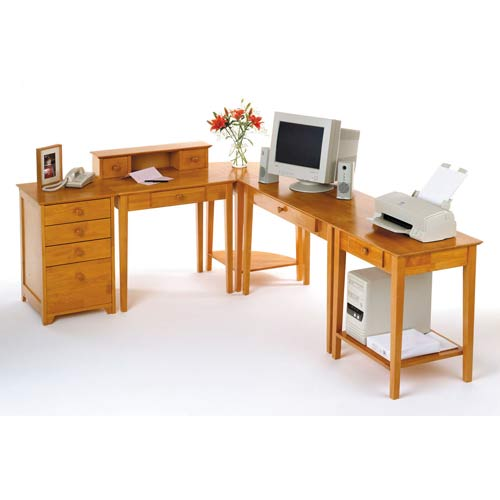 Five-Piece Studio Home Office Set