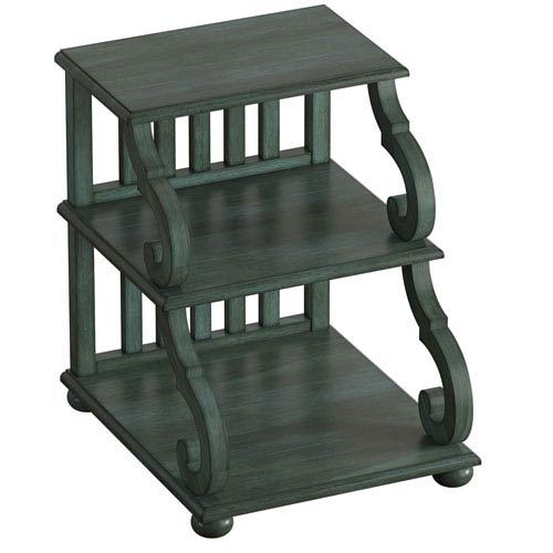 Myrtle Step-Tier Accent Table