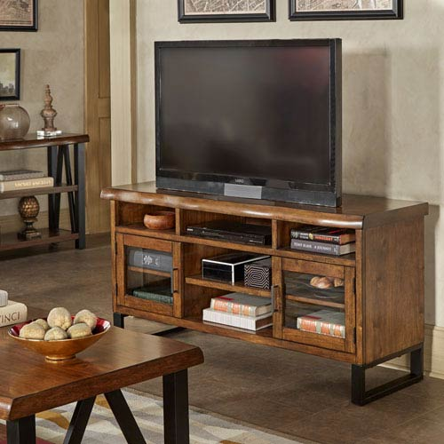 Canby Live Edge TV Stand