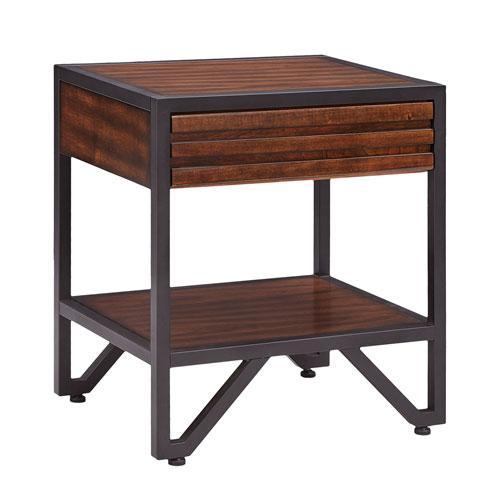 Barkley Wood Nightstand