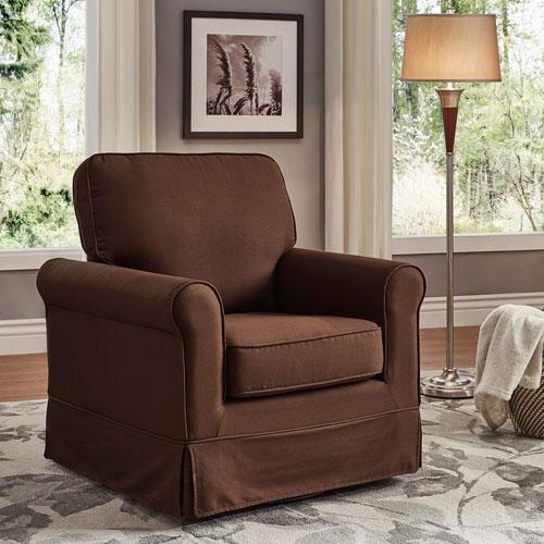 Gwyneth Brown Rocking Chair