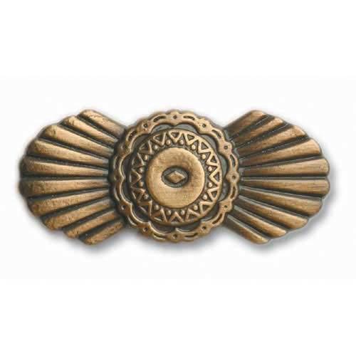 Antique Brass Southwest Knob