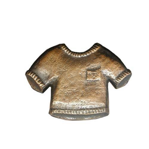 Antique Brass Shirt Cabinet Knob