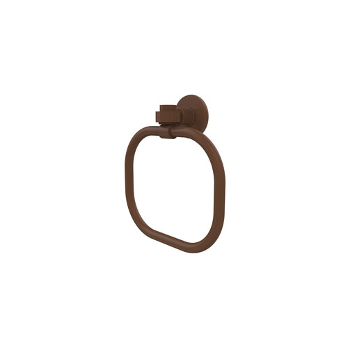 Continental Antique Bronze Nine-Inch Towel Ring