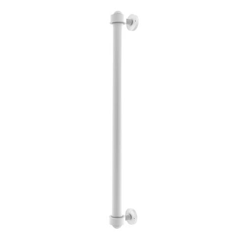 Matte White 18-Inch Refrigerator Pull