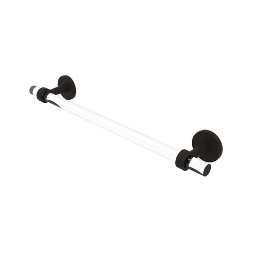 Clearview Oil Rubbed Bronze 24-Inch Towel Bar