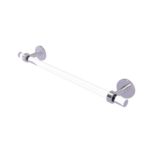 Clearview Satin Chrome 30-Inch Towel Bar