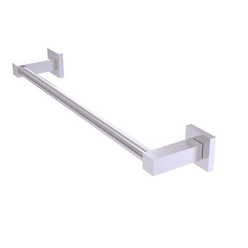 Montero Satin Chrome 18-Inch Towel Bar