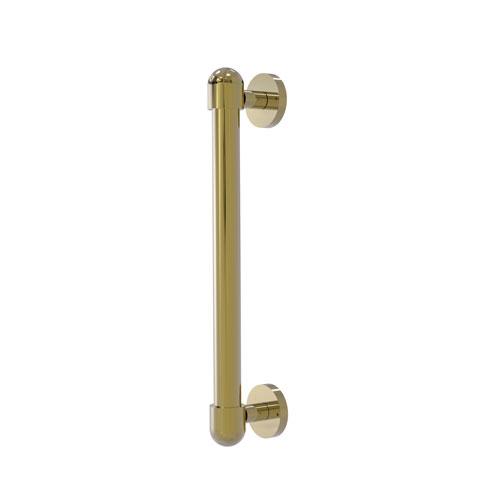 Unlacquered Brass Eight-Inch Door Pull