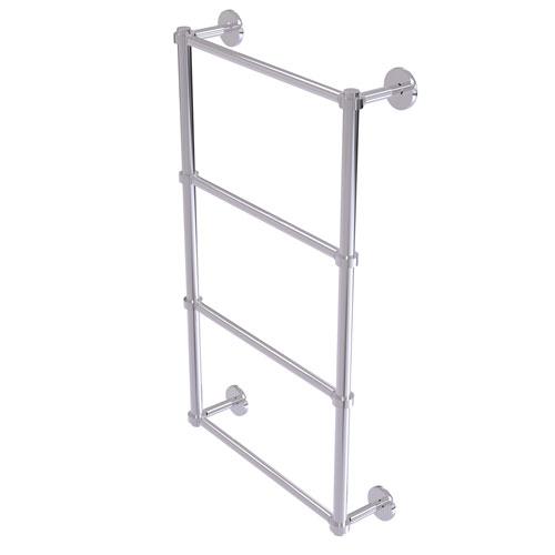 Prestige Skyline Polished Chrome 30-Inch Four-Tier Ladder Towel Bar