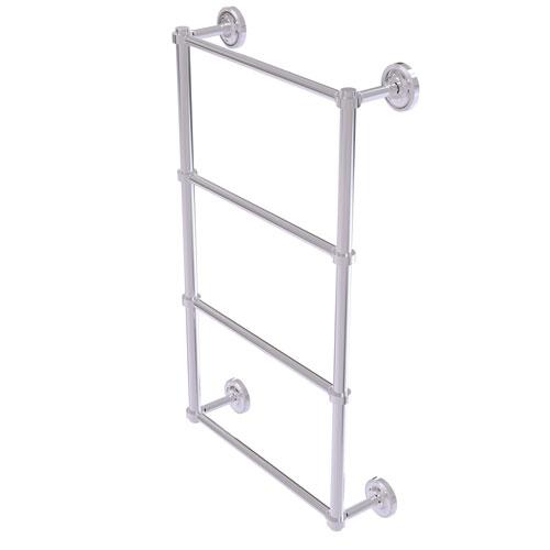 Prestige Regal Polished Chrome 30-Inch Four-Tier Ladder Towel Bar