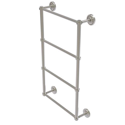 Prestige Regal Satin Nickel 30-Inch Four-Tier Ladder Towel Bar