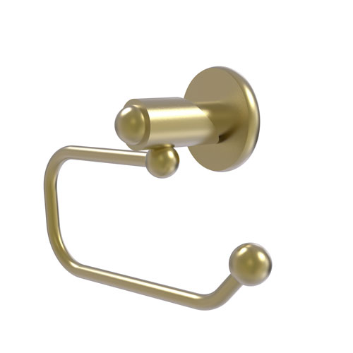 Soho Satin Brass Three-Inch Toilet Tissue Holder