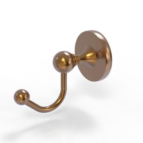 Shadwell Brushed Bronze Three-Inch Robe Hook