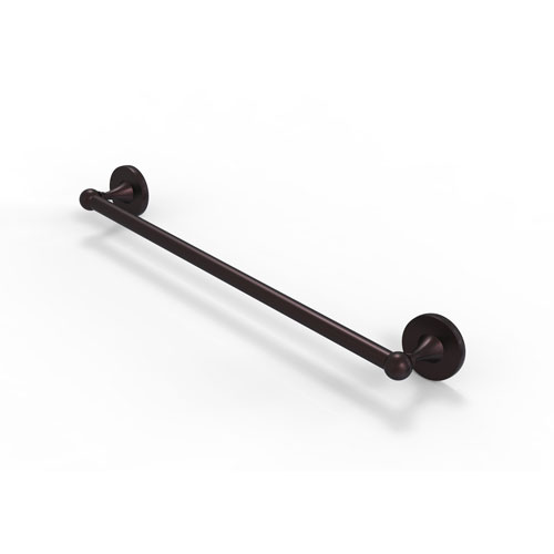 Shadwell Antique Bronze 30-Inch Towel Bar